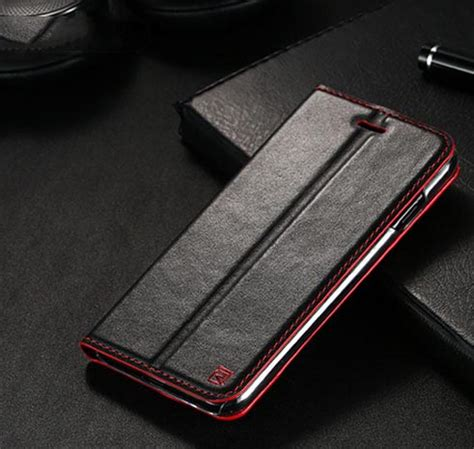 Slim Bahan Karbon For Iphone 7 remax foldy series leather for iphone 7 8 plus