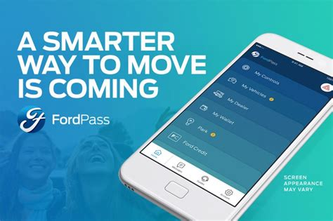 announcing fordpass a new platform dedicated to mobility