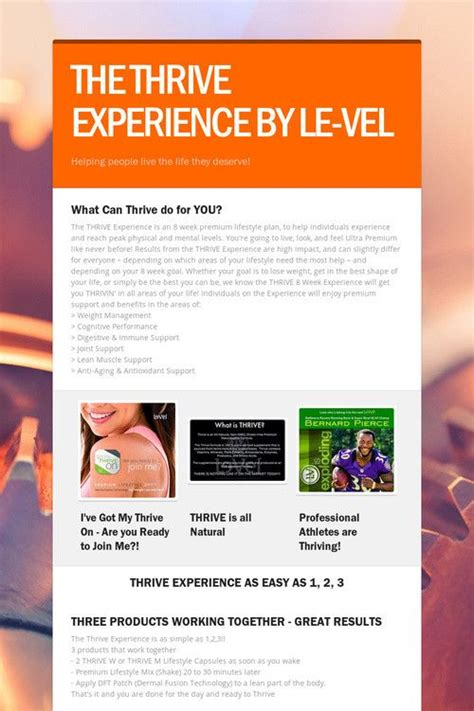 le vel thrive products the thrive experience le vel 455 best le vel thrive experience life is thriving