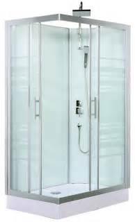 cabine de trend avec portes coulissantes homebain