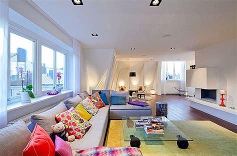modern chic decor modern 3 storey residence interior design