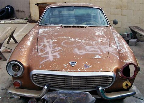 volvo p1800 for sale canada one of 6 000 1963 volvo p1800