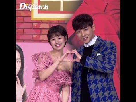 My Is Strange joon jung so min my is strange press conference