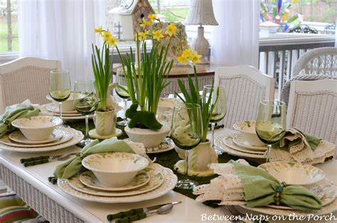 Dining Table Settings Decorations Lovely Table Decorating Ideas For The Upcoming Easter Vizmini