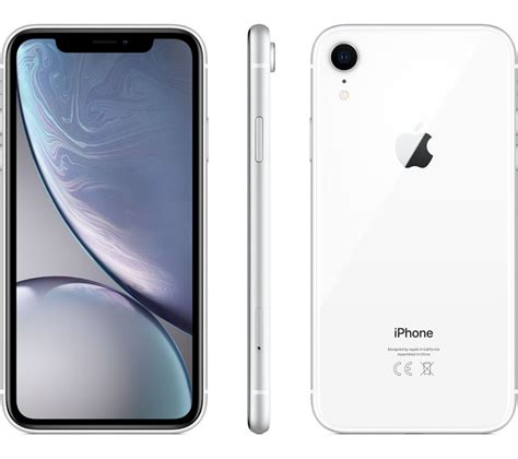 apple iphone xr  gb white fast delivery currysie