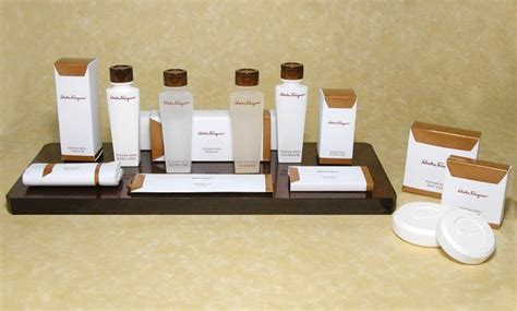 what are amenities upscale hotel toiletries