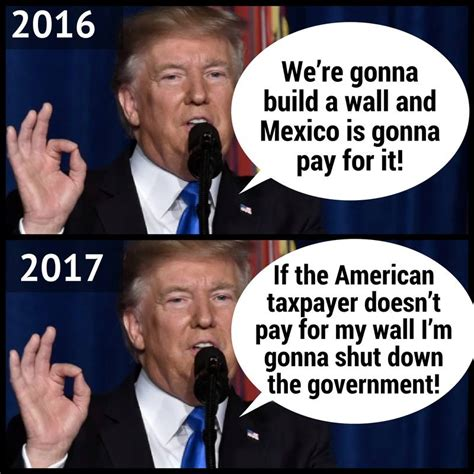 Trump 2018 Memes - the 40 funniest trump shutdown memes the political punchline