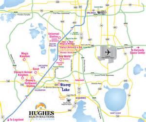 map of lake florida and surrounding areas storey lake resort buy a vacation home near disney world