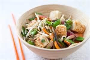 recettes de cuisine au wok recette de wok de l 233 gumes au gingembre tofu v 233 g 233 tarien