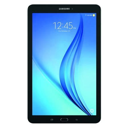9 Samsung Tablet Samsung Galaxy Tab E 9 6 Quot 16gb Android 5 1 Wifi Tablet Black Micro Sd Card Slot Sm