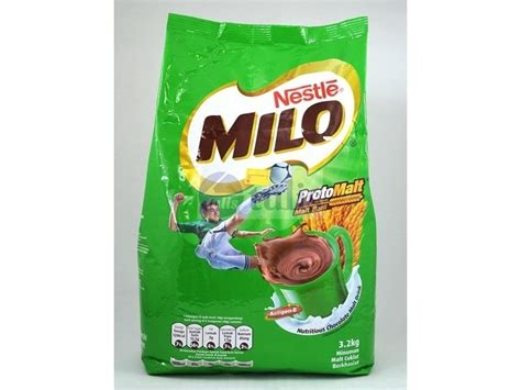 Nestle Milo 3 In 1 Malaysia milo chocolate powder soft pack 3 2kg largest office
