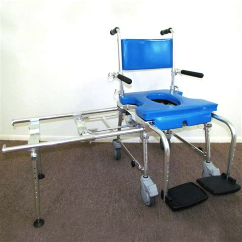 Commode Problems by Go Mobility Solutions Portable Commode Shower Chair