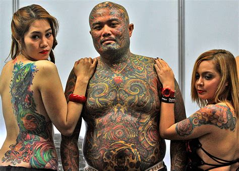pilipinas tattoo designs you at dutdutan 14 photos gma news