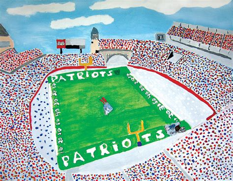 Gillette Stadium Gift Cards - gillette stadium by jeff caturano