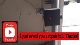 Genie Garage Door Opener Sensors Ppi Blog Garage Door Sensor Blinking