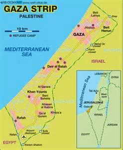 middle east map gaza map of gaza palestine map in the atlas of the world world atlas