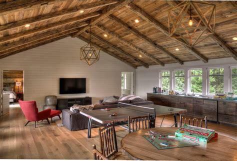 room above garage living room above garage living room