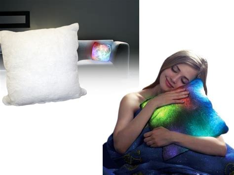 light up pillow new white soft plush colour changing led light up