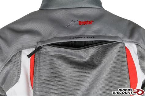 Jaket Zipper Alphinestar alpinestars santa fe air drystar jacket kawasaki 300 forum