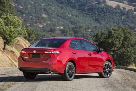 Toyota Corolla Price 2014 Toyota Corolla Us Pricing Announced Autoevolution