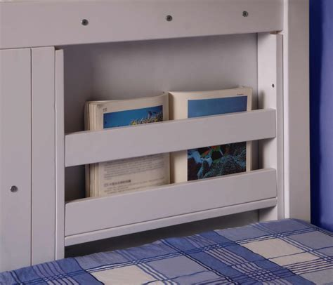 Tempat Tidur Columbia white staircase bunk bed staircase gallery