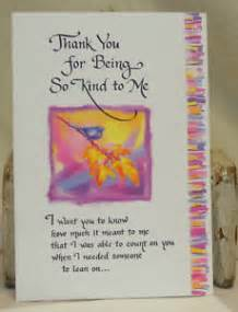card blue mountain arts classic thank you for being so to me i want you to ebay