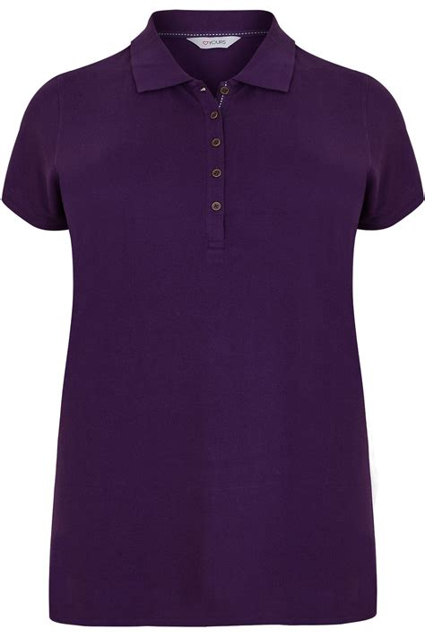Nella 3 Rami Woven All Size Fit L Celana Panjang Wanita Muslim purple button up polo shirt plus size 16 to 36