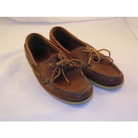 best bass boat shoes g h bass co boat shoes leather size 7 189 quot m women brown