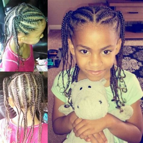 mixed braided toddler hairstyles 37 best images about braids beads corn rows children s