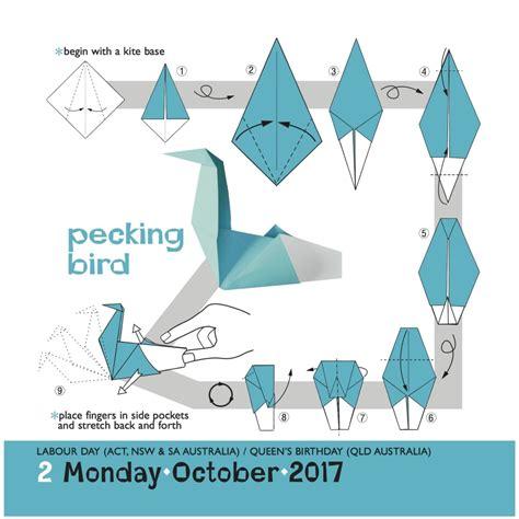 Origami Calender - origami desk calendar 9780761187912 calendars