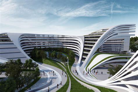 Fly Through Zaha Hadid's Crazy Factory 'Conversion' Plans