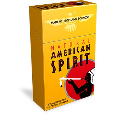 american spirit organic light pack 31800 p gil