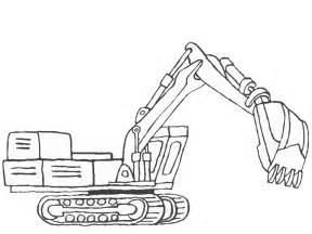 excavator coloring pages 187 coloring pages kids