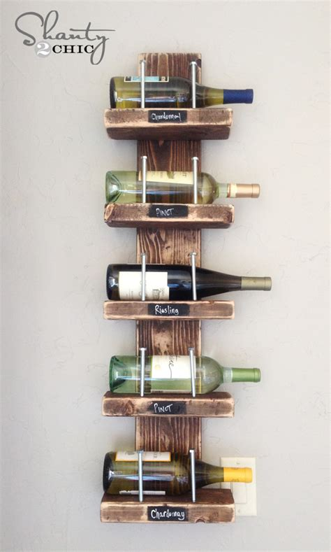 upcycled wine rack picture of vintage wine rack of upcycled wood