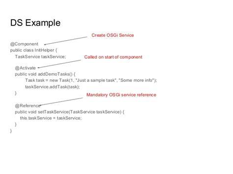karaf tutorial github osgi ecosystems compared on apache karaf christian schneider