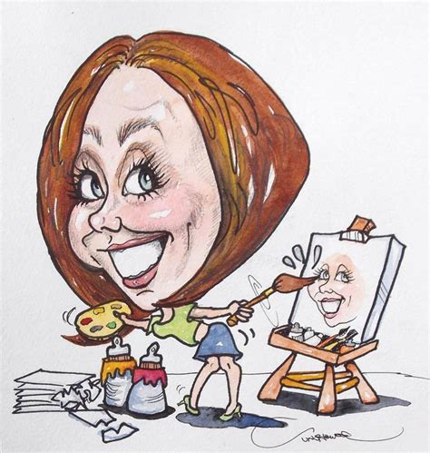 Caricature Drawers by Florida Caricature Artist Suzanne G Client Comments