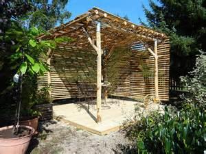 garten laube gartenlaube camille aus kastanienholz naturwaren kaufen
