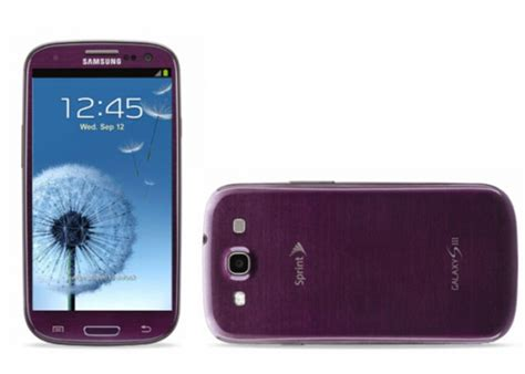 samsung galaxy s3 16gb sph l710 android smartphone