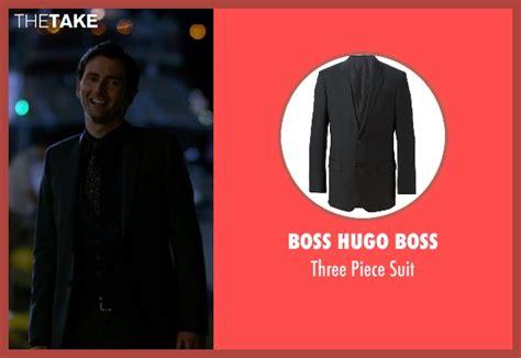 david tennant purple suit purple man kilgrave s black boss hugo boss three piece