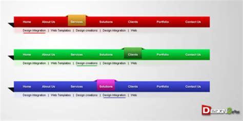 72 free psd web design elements psd files