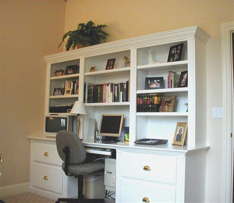 Built In Office Desk Ideas Home Offices Designs By Gargiulo