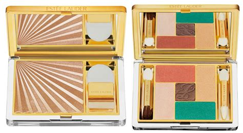 Bronze Goddess Summer 2007 Color Collection by Estee Lauder Bronze Goddess Makeup Collection For Summer