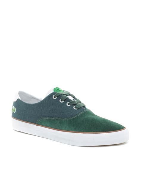 imagenes de zapatillas verdes foto lacoste sheldon foto 295599
