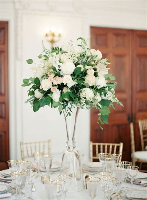 flower vases centerpieces best 25 centerpiece ideas on