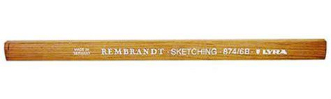 lyra sketchbook review 2 x lyra rembrandt artist sketching drawing pencils 180mm
