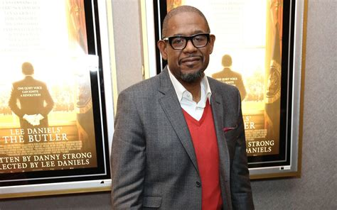 Forest Whitaker Has Oscar Wrapped Up by Forest Whitaker Serves Up Oscar Buzz In The Butler