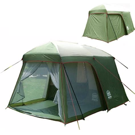 5 room tent 5 8 person large family tent cing tent sun shelter gazebo tent 1 room 1 for