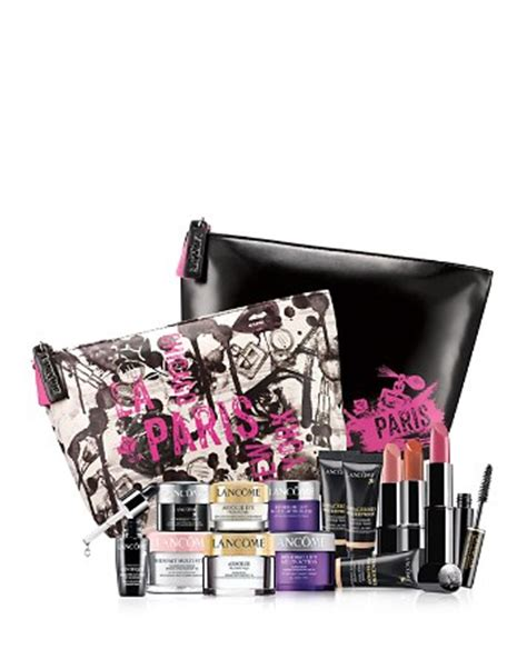 lancome new year gift gift with any 39 50 lanc 244 me purchase bloomingdale s