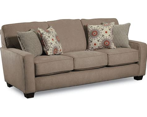 sofa cauch ethan sleeper sofa queen lane furniture