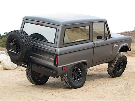 icon bronco 2011 icon bronco we test drive this reimagined legend